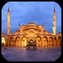 Blue Mosque Video Wallpaper icon