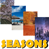 Spring/Summer/Autumn/Winter seasons wallpapers FHD