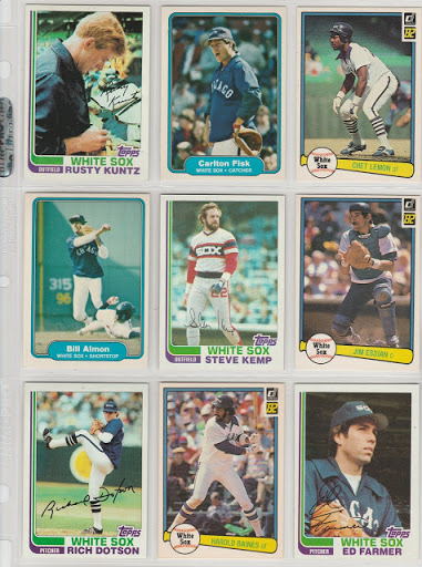 I Love The 80s - 1982 Chicago White Sox