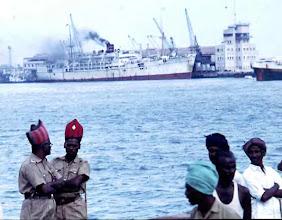 Photo: Inside Chennai Harbour