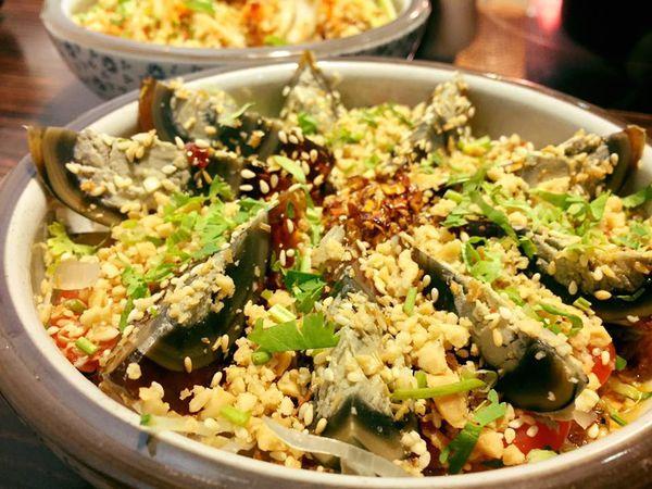 台北六張犁站《雲之南》快來嚐嚐消暑的麗江涼菜&讓人大呼過癮的雲式料理