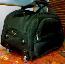Photo: Travel Bag Trolley - 599