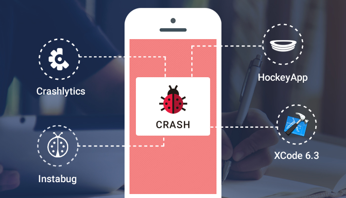 apps crash