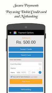 MobiLess - Online Recharge screenshot 3