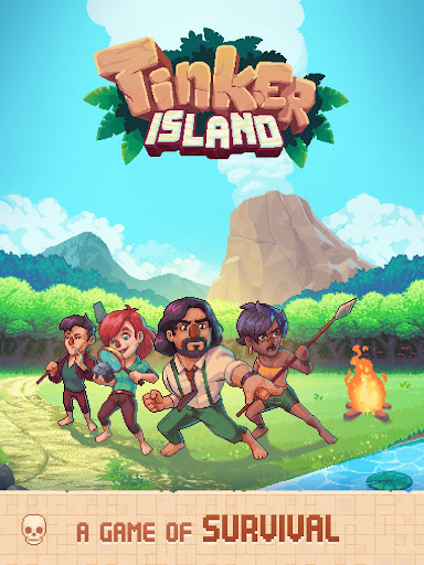 Tinker Island - Survival Story Adventure screenshots 13