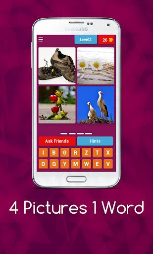 4 Pics 1 Word - Puzzle Game 3.11.5zg screenshots 3