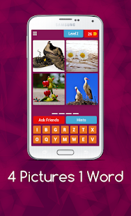 4 Pics 1 Word - Puzzle Game - náhled