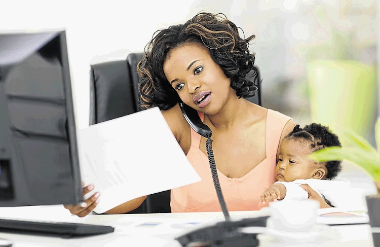 Millenial working woman. Picture: THINKSTOCK