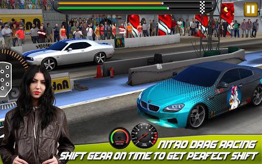 Fast cars Drag Racing game 1.0.4 screenshots 1