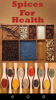 Spices For Health - screenshot