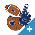 Penn State Nittany Lions PLUS Selfie Stickers icon