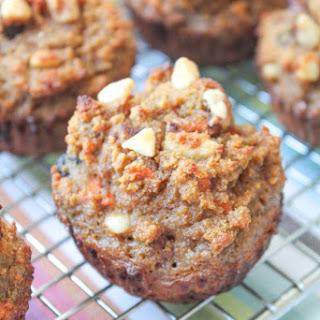 Carrot Ginger Raisin Muffins – Gluten Free & Paleo