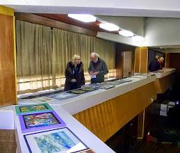 """Photo: XIII Međunarodna izložba """"Žene slikari"""" 2015. Majdanpek  Selekcija radova"""