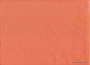 Photo: Silk Taffeta Plain - Red