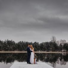 Wedding photographer Damian Dombrowski (damiandombrowsk). Photo of 12.11.2016