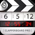 Clapperboard PRO & Shot log icon