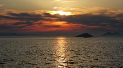 Photo: Vanop de car ferry naar Zadar