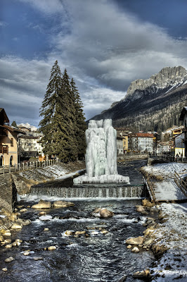 Scultura di Ghiaccio (Trentino Alto Adige) di zsim67