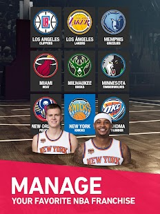 NBA General Manager 2017- screenshot thumbnail