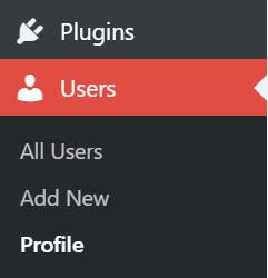 Profile User