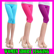 Women Short Legging Designs icon