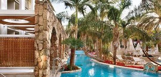 Isrotel Agamim Hotel