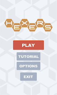 Hexers - hexagonal checkers- screenshot thumbnail