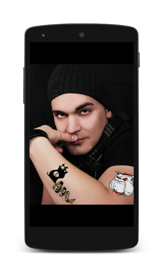 Tattoo My Photo Editor New Android Apps On Google Play