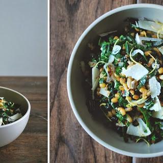 A Wheat Berry, Rye & Kale Salad Recipe