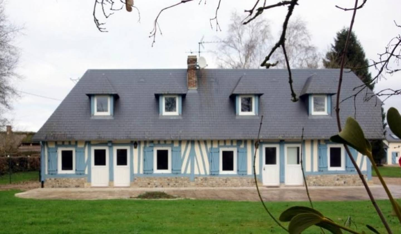 Maison avec terrasse Cauverville-en-Roumois