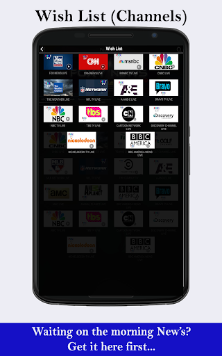 Fox News Free With Foxy TV Lite Version App Report on Mobile Action