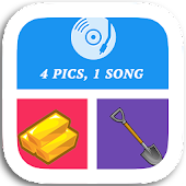 4 Pics 1 Song Quiz