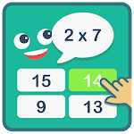 Multiplication Tables for Kids - Free Math Game Icon