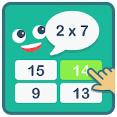 Multiplication Tables for Kids - Free Math Game