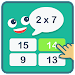 Multiplication Tables - Free Math Game icon
