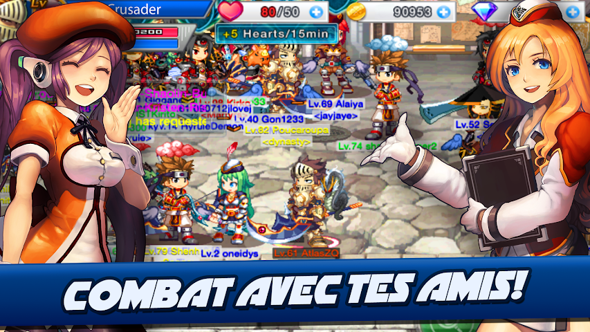 android Soul Guardians Âge de Midgard Screenshot 3