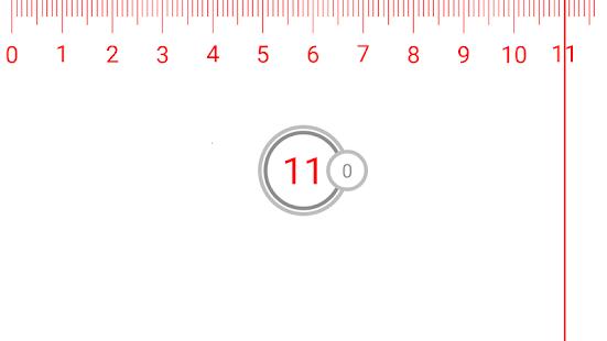 Smartphone Ruler - náhled