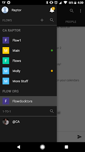 Flowdock- screenshot thumbnail