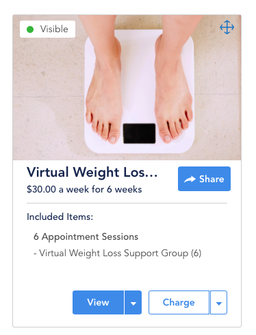 Launch a Group Video Chat  or Webinar with Healthie