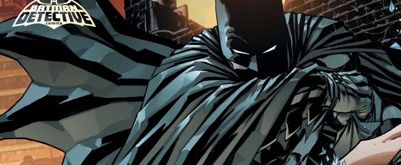 Batman's depression (understanding his condition)