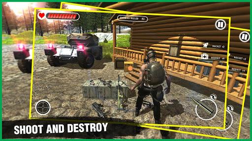 Free Squad Survivor :Modern battleground 2k18 1.1 app download 3
