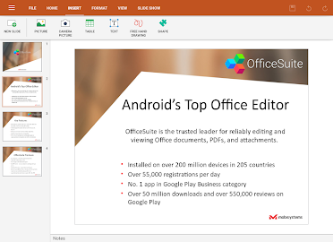 OfficeSuite + PDF Editor Screenshot 13