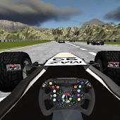 Turbo Formula Car Racing