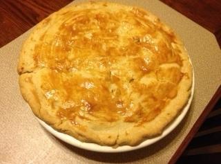 Ham Pie Recipe