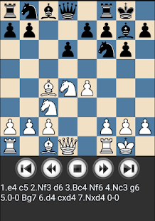 Blieb Chess Recorder Pro - náhled