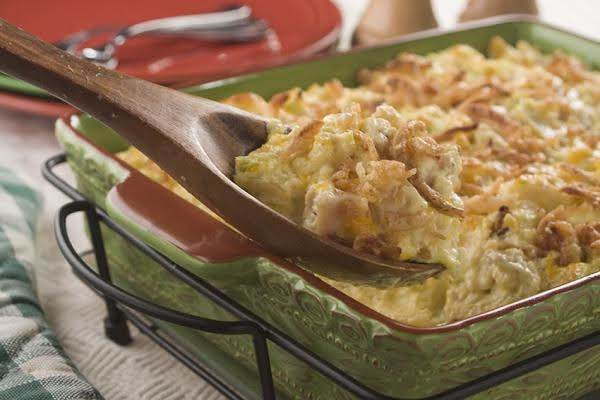 Divine Chicken Casserole Recipe