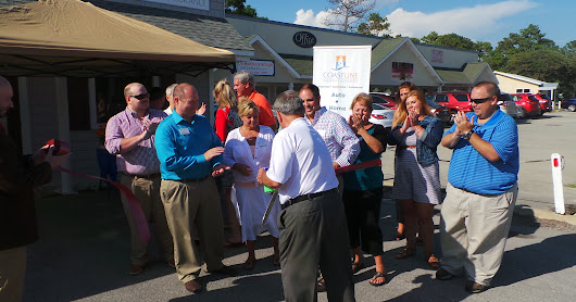Ribbon Cutting Coastline Insurance