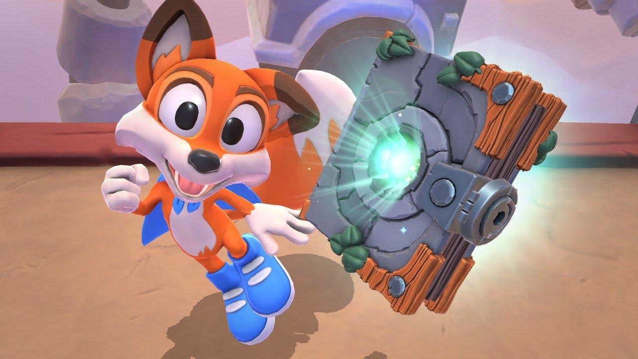 Image result for new super lucky's tale intro