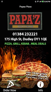 Papaz Pizza, Dudley - náhled