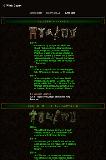 Adventurer Guide for Diablo 3 1.31 screenshots 16